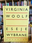 Eseje wybrane Virginia Woolf