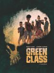 Green Class. Pandemia. Tom 1, Jerome Hamon, David Tako